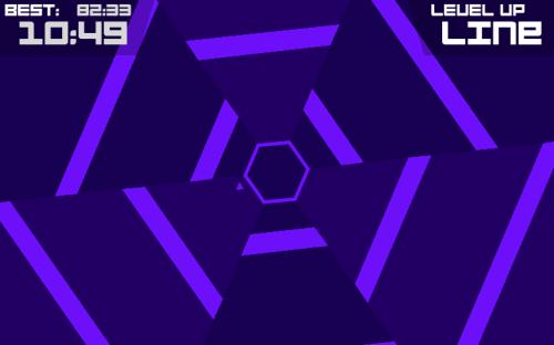 Super Duper Hexagon
